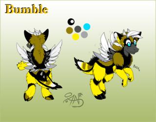 Bumble the Angeldragon