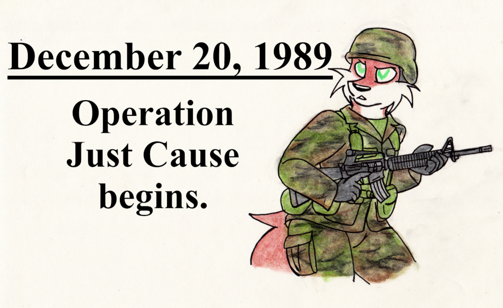 This Day in History: December 20, 1989