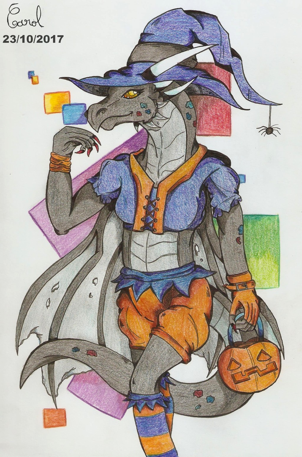 [Gift] Cute little Witch