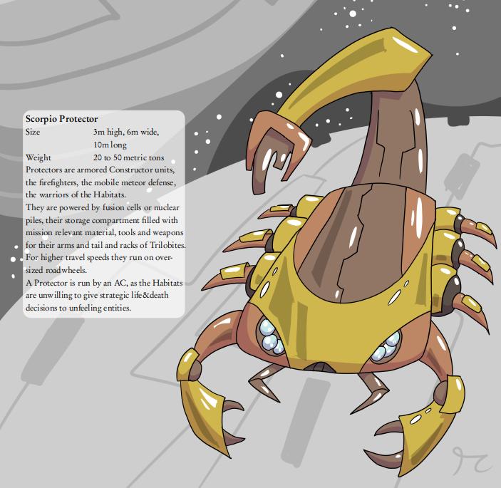 WtV: Scorpio Protector