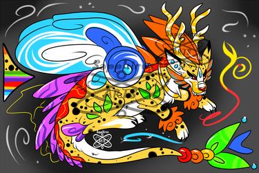 Elemental Beast +Design 4 Sale+