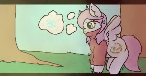 Where did you go, snow?