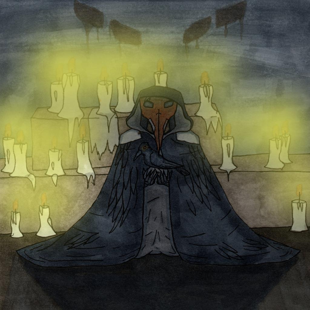 The Raven Priestess
