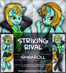 Striking Rival by Shibaroll