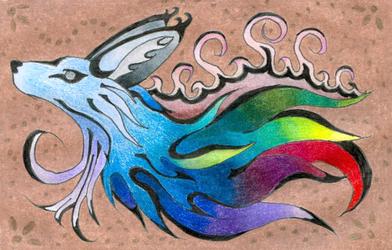 Blazing Colors - Vapor