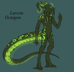Larcou the Octogon