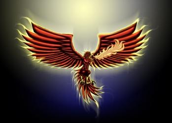 Rinji's Phoenix Spirit Fully Manifested