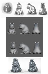 Panda Prototyping - 3D model