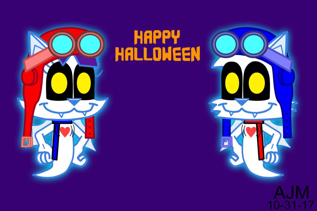 Happy Halloween from Ghost Pilot Bats