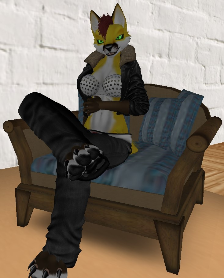 Most recent image: Sitting pretty