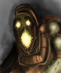 Smelter Robot