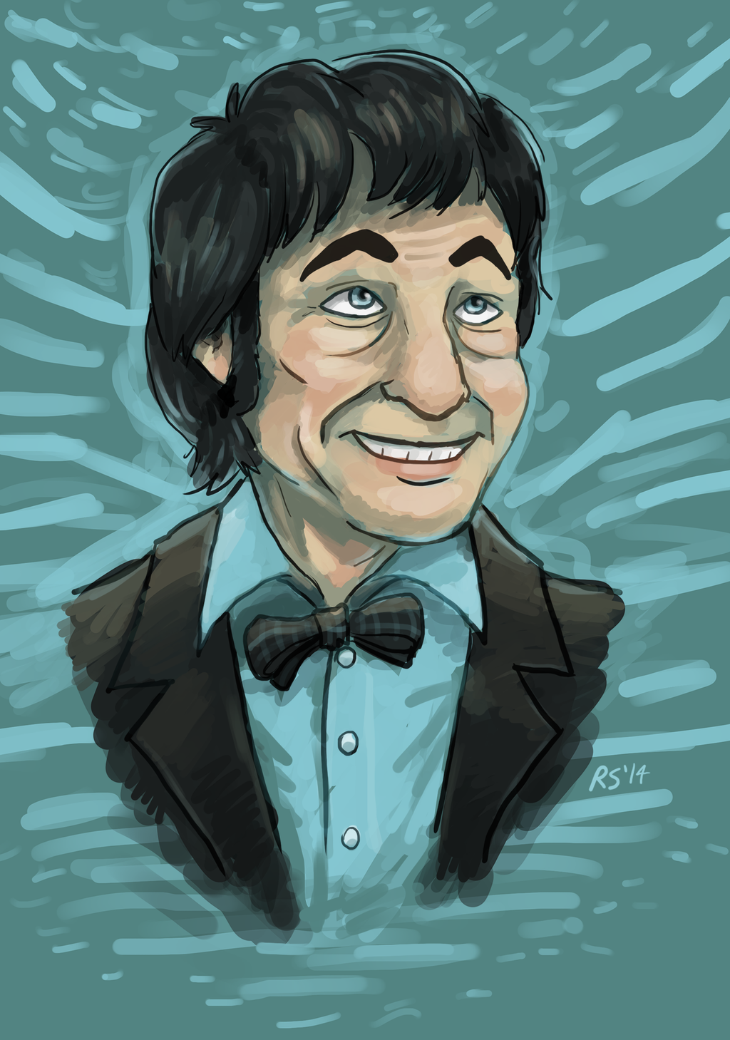 Patrick Troughton is p much the best