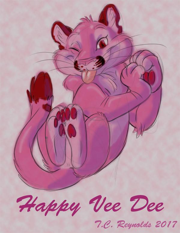 Happy Vee Dee