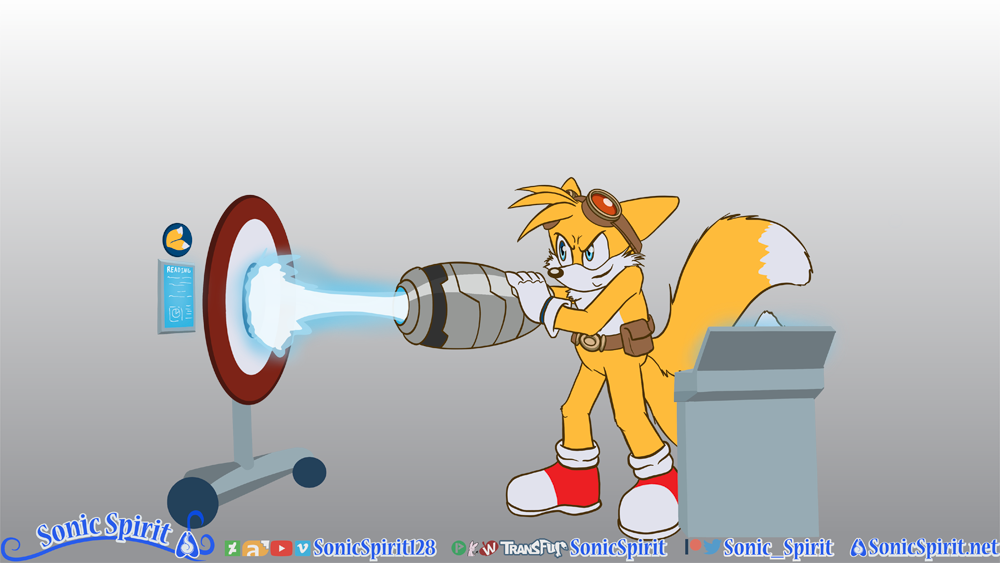 Most recent image: Tails to Badgerclops TF 1 - Commission for Don-Mac
