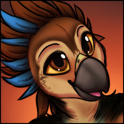 [Commission] - Sekh Fursuit Character Icon