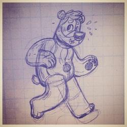 Rubbery Chubby