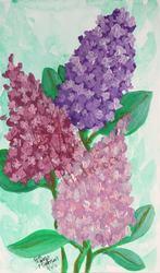Lilac Sprigs