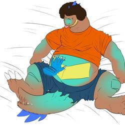 gatr belly rubs