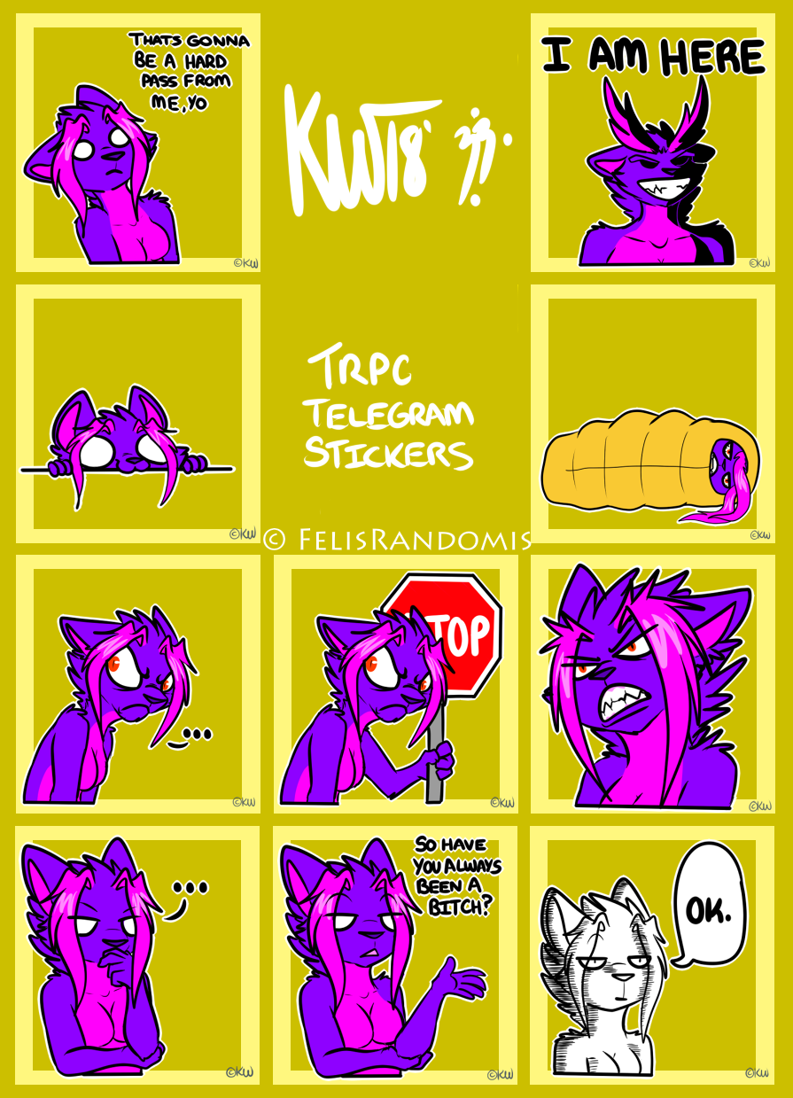 TR Telegram Stickers