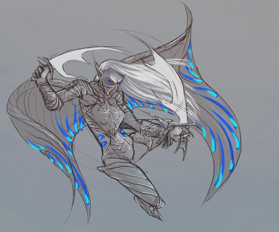 Most recent image: Largos Assassin