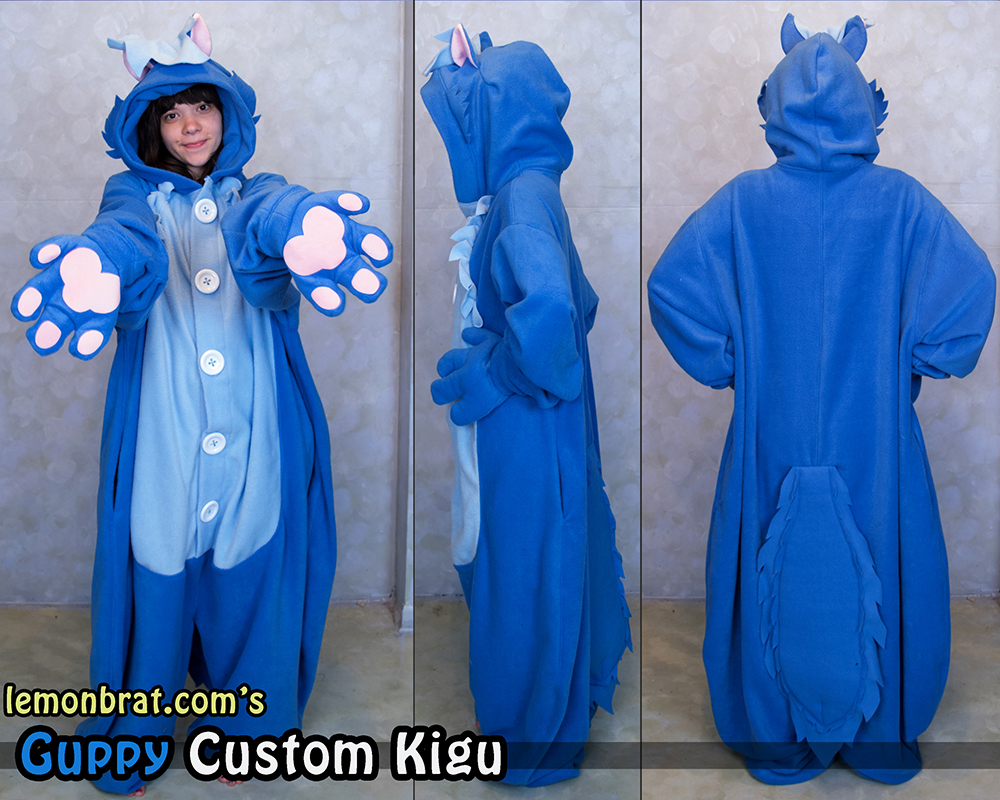 Guppy Custom Kigu