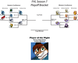 FHL Season 7 Conference Finals Game 4