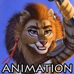Mighty Retiarius (Animated Version)