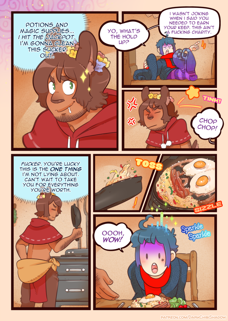 Solanaceae - Prologue Chapter 1 - Page 6