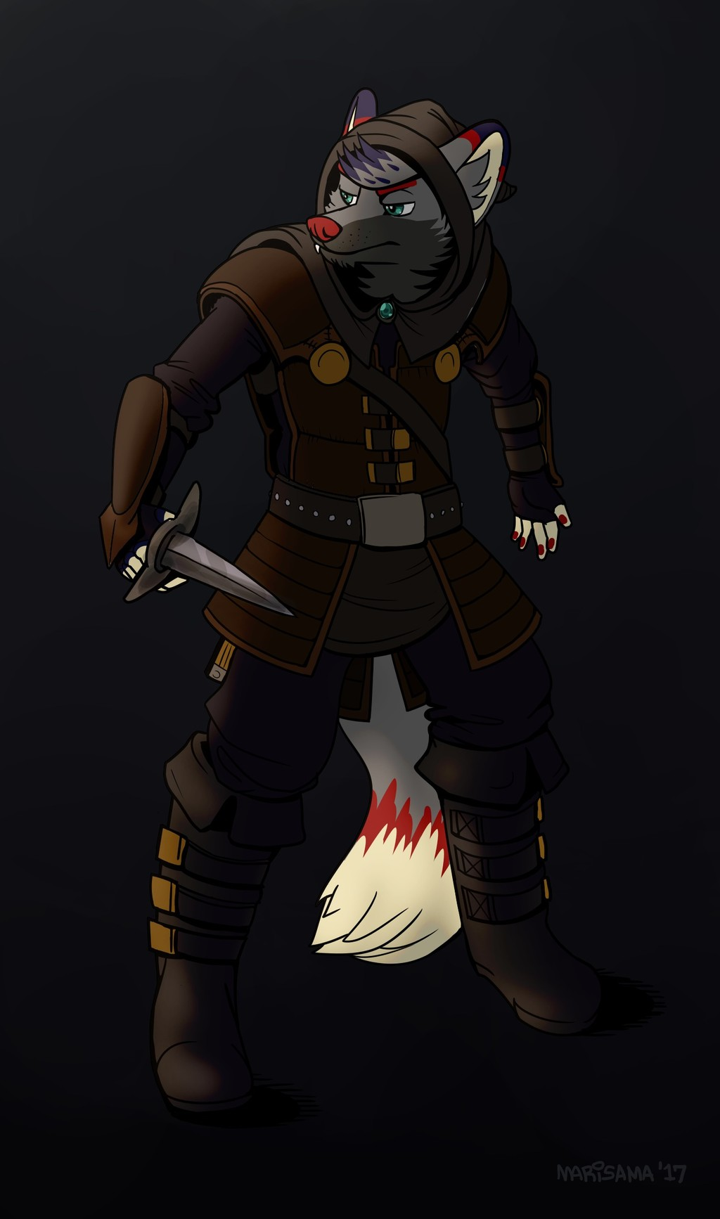 Most recent image: Righ the Fox
