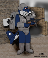 Jager's Armor
