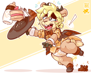 [⚡] - CAKE DELIVERY