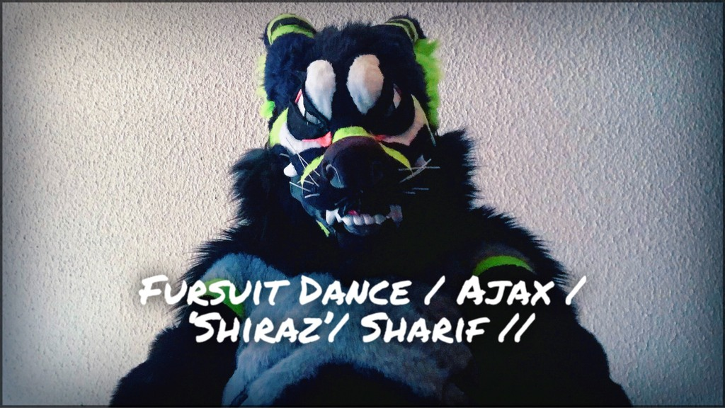 Fursuit Dance / Ajax / 'Shiraz' / Sharif //