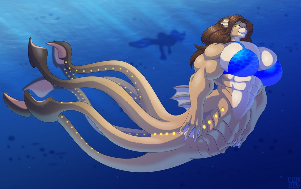 Sea Prrfler Leviathan