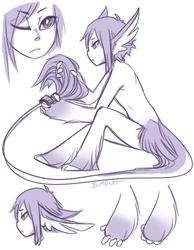 Eihny doodles