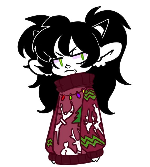 Ugly Christmas Sweaters Weasyl