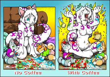 Cubs and Coffee Yunniekunnie