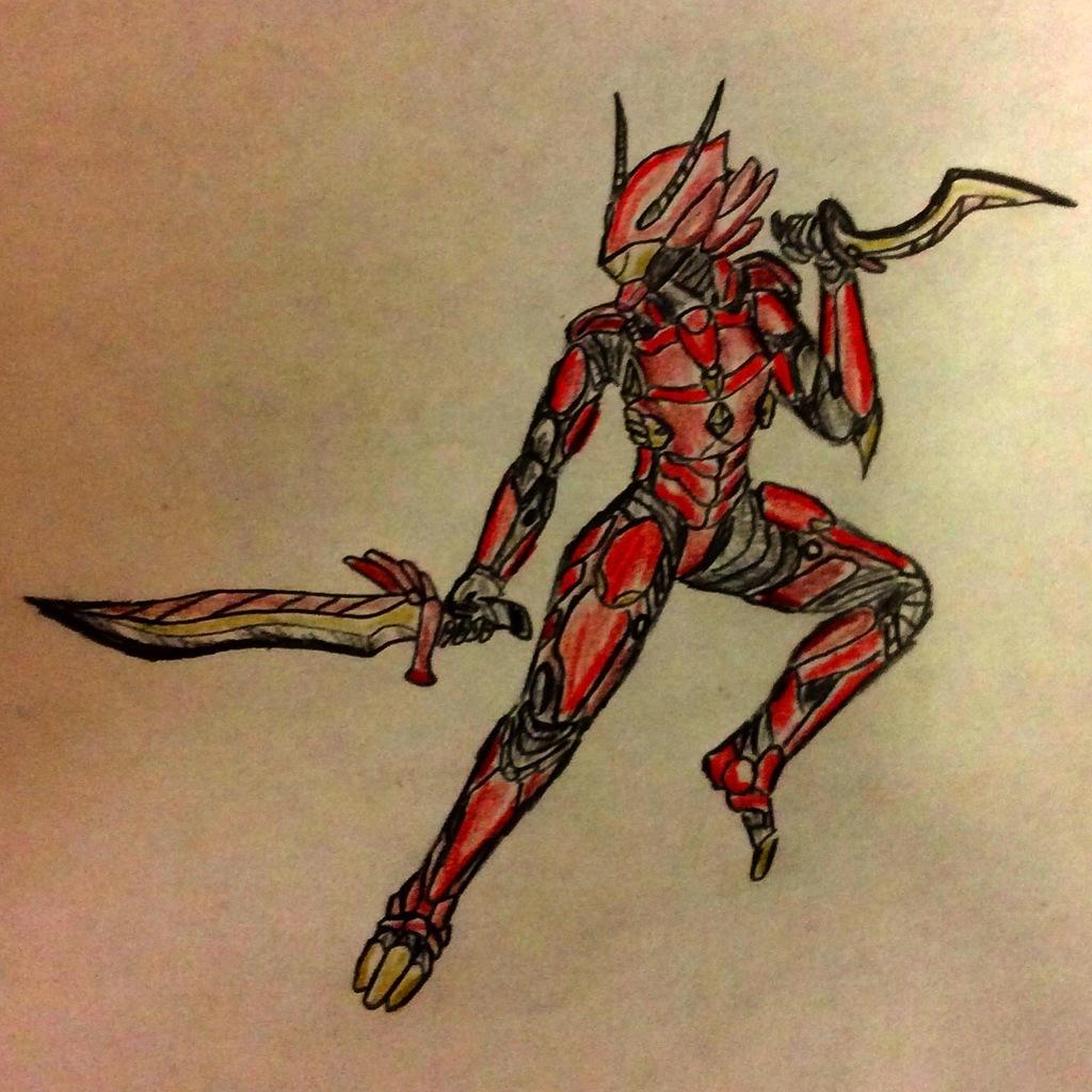 Crimson War Wasp