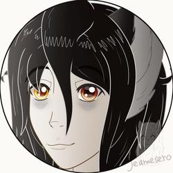 Shun icon expression change animation (circle)
