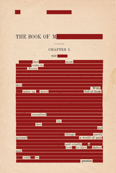 The Book of M (Chapter I. 1)