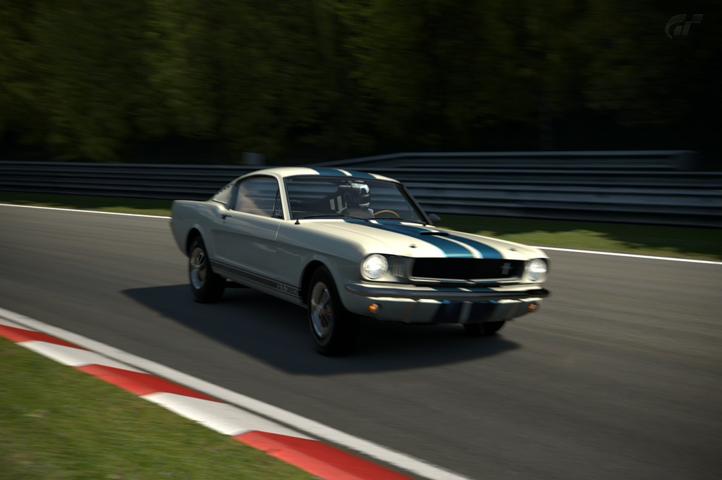 1965 Ford Mustang Shelby GT-350 (Mustang 50 years)