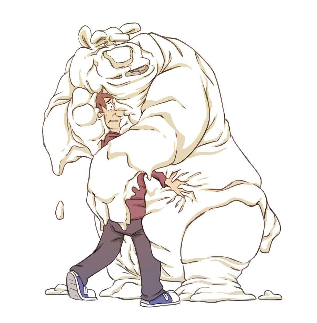Marshmellow Bearhugs