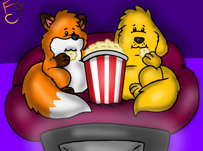 BeanBuddy movie night