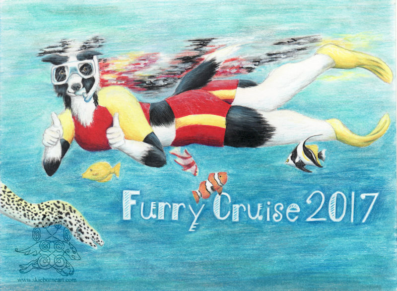 Furry Cruise 2017