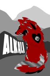 Alkali Portrait