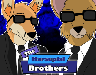 """""""Marsupial Brothers"""""""
