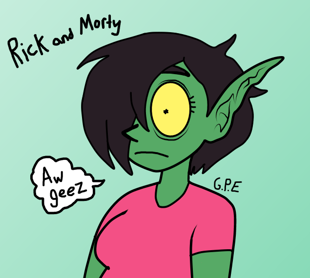 Rick and Morty Gobbo