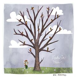 [5/100] Birds In Trees