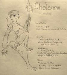 CHELSURA Character Sheet