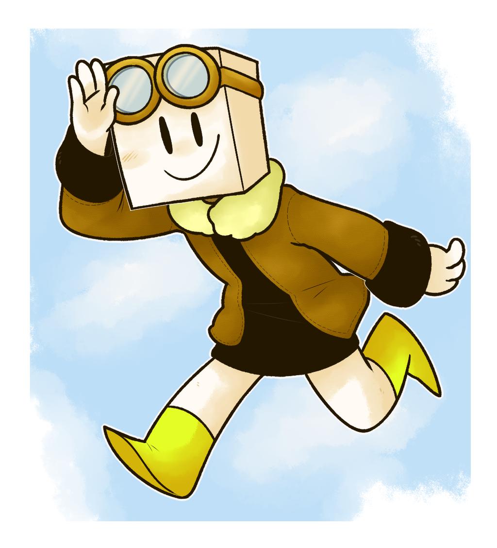 conrad the cute pilot