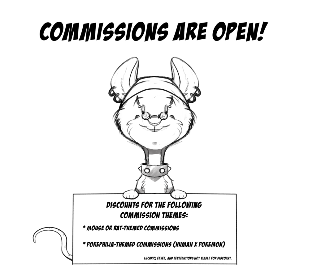 Commissions Open for January! [Discounts!]